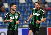 Politano Berardi Sassuolo @ Getty Images