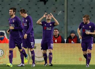Astori Ilicic Borja Valero Fiorentina @ Getty Images