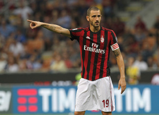 Bonucci Milan @ Getty Images