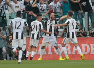 Esultanza Higuain Juventus @ Getty Images