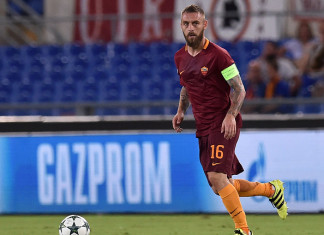 De Rossi Roma @ Getty Images