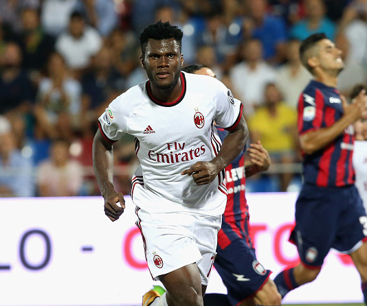 Kessie Milan @ Getty Images