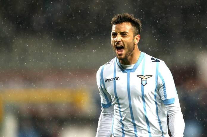 Felipe Anderson Lazio @ Getty Images