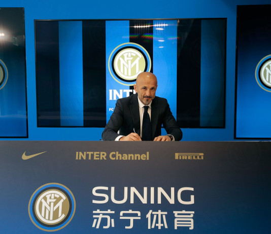 Spalletti Inter @ Sito Ufficiale Inter