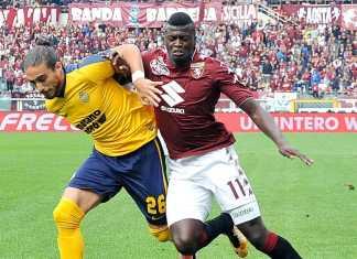 Caceres Hellas Verona - Niang Torino @ Getty Images