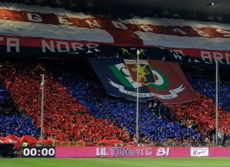 Tifosi Genoa @ Getty Images