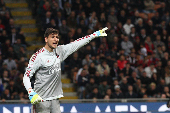 Donnarumma Milan @ Getty Images