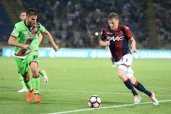 Bologna, 14-1 nel test con il Persiceto. Torna in gruppo Krejci