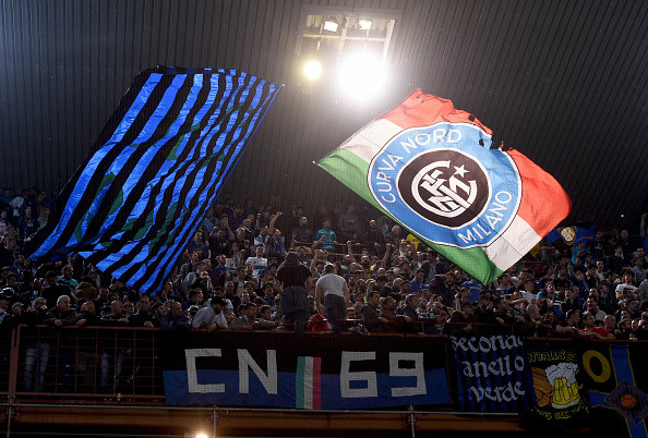 Tifosi Inter @ Getty Images