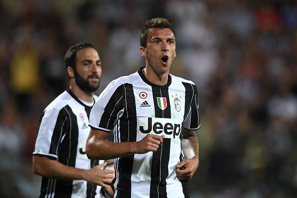 Mandzukic Juventus @ Getty Images