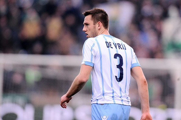 De Vrij Lazio @ Getty Images
