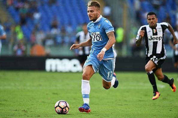 Immobile Lazio @ Getty Images