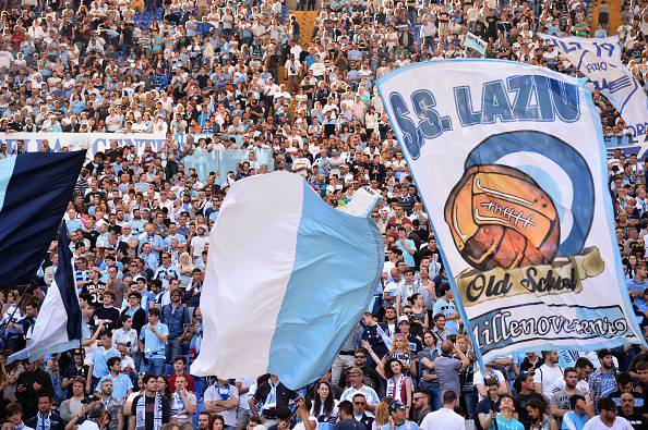 Tifosi Lazio @ Getty Images