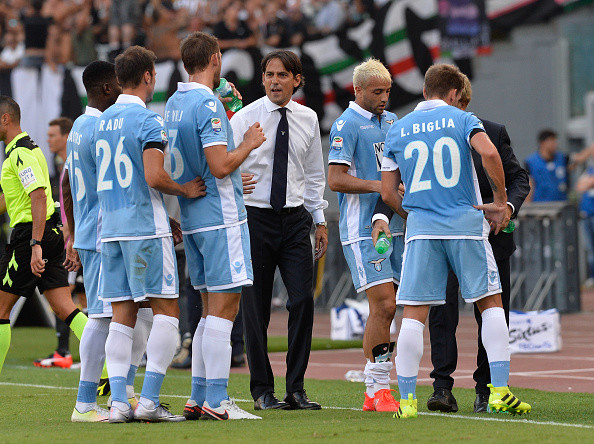 Lazio Inzaghi @ Getty Images