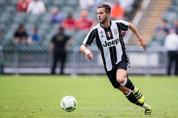 Pjanic Juventus @ Getty Images