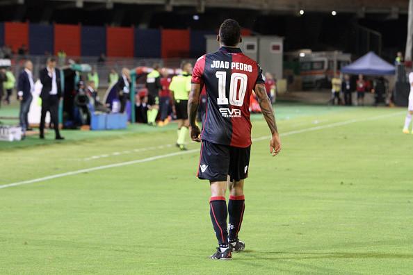 Cagliari, Joao Pedro, che stangata: squalificato per 4 giornate