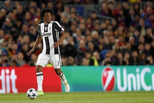 Juventus - Slitta il rientro in campo di Buffon, Cuadrado rischia l'intervento?