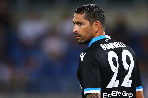 Borriello SPAL @ Getty Images