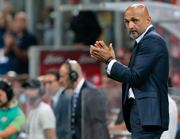 Spalletti Inter @ Getty Images