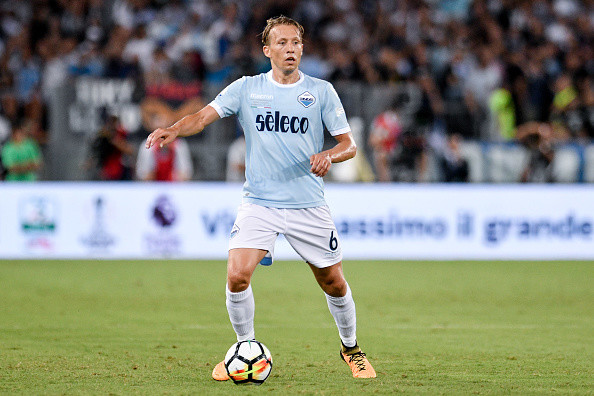 Lucas Leiva Lazio @ Getty Images