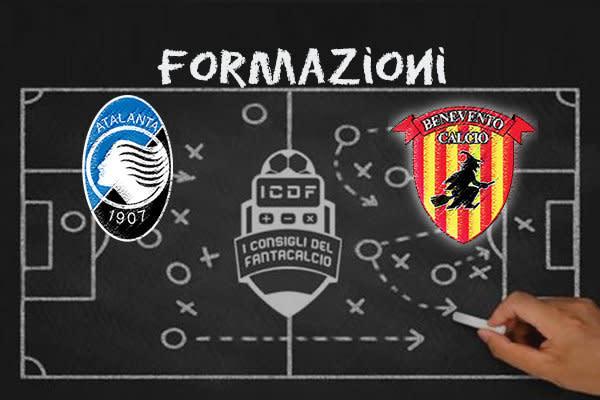 Convocati Benevento Atalanta: quattro assenti, Guilherme per infortunio