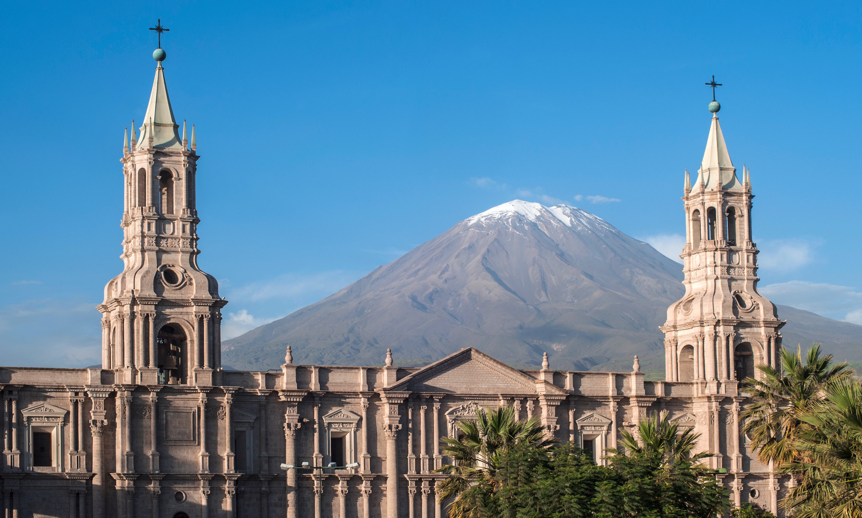 Custom Arequipa Vacation Packages and Tours