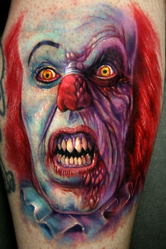 Halloween spooky Tattoos ideas that inspire a lot