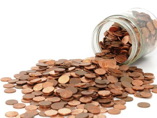 penny drive foreign currency drive fundraising charity