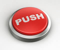 push on, give a push