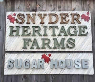 It's Sweet.  It's Sticky.  It's Canadian.  It's Maple Syrup