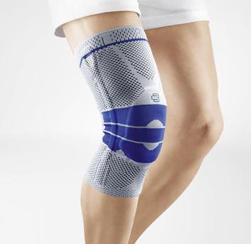 knee, brace, pain, genutrain, bauerfeind, knee arthritis