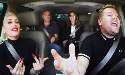 Carpool Karoke: James Corden & Gwen Stefani
