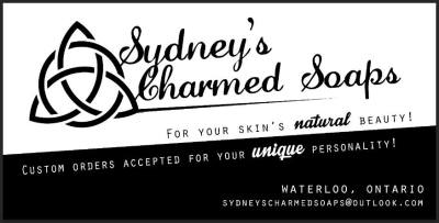 Sydney, Candace, Charmed, Soaps, Waterloo Region,