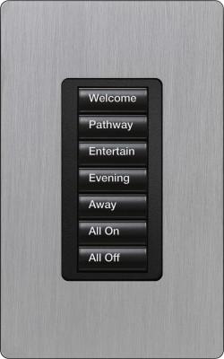 RadioRA2 Lutron Home control smart home