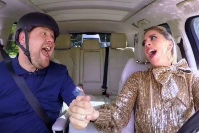 Carpool Karoke : Lady Gaga & James Corden