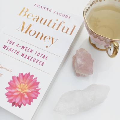 beautiful money, book, leanne jacobs