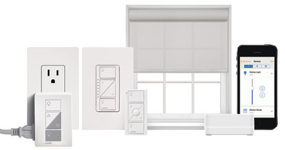home control smart home Lutron Caseta