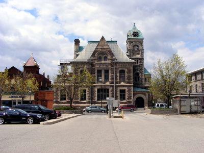 Galt Post Office