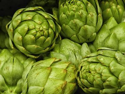 Artichoke green vegetable healthy vegetable