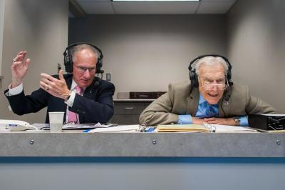 Passing: Bob Chase, Iconic Voice of Fort Wayne & Hockey on the Radio