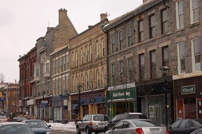 Downtown Galt Cambridge