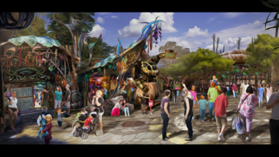 Avatar Theme Park, The Power of Together in Klusster