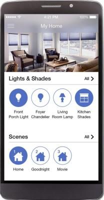 home control, app, smart home