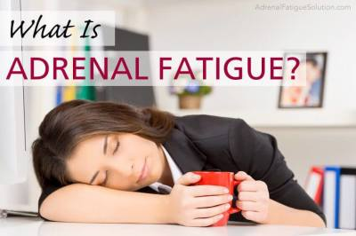 Adrenal Fatigue, Extreme tiredness, whole health and fitness