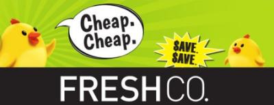 freshco flyer save