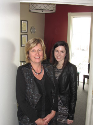 Colette Fortin and Sarah Whyte Fairway Divorce Solutions