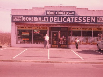 A Picture and A Deli from Another Time