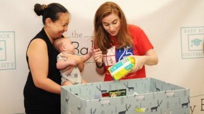 Babt Box Co. Healthy Choices Showcase, Klusster