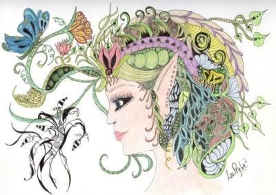 Doodle Art, Lee Pryke,