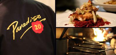 Tempt your Taste @Paradisorestaurant (Paradise Restaurant)